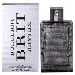 Burberry Brit Rhythm Silver Spray EDT 90ml-M