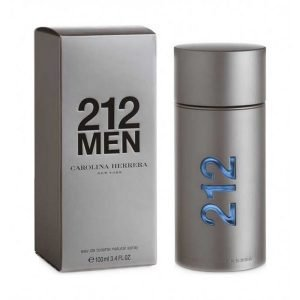 Carolina Herrera 212 Men NYC Spray EDT 100ml-M