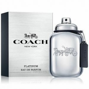 Coach New York Platinum Spray EDP 60ml-M