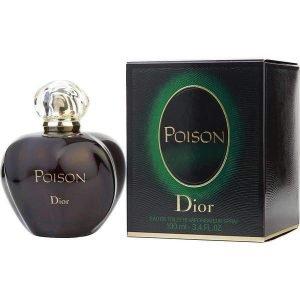 Dior Poison Spray Edt 100ml-w