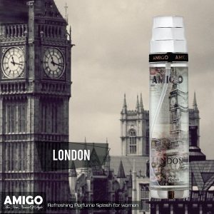 London Body Mist 250ML