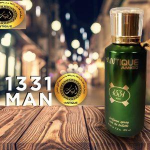 ANTIQUE 1331 MEN – PERFUME SPRAY EDT 150ML/ Oriental & Woody
