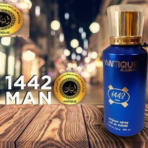 ANTIQUE 1442 MEN – PERFUME SPRAY EDT 150ML/ Aromatic