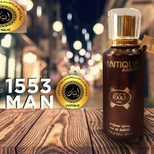ANTIQUE 1553 MEN – PERFUME SPRAY EDT 150ML/ Oriental & Floral