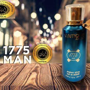 ANTIQUE 1775 MEN – PERFUME SPRAY EDT 150ML/ Aromatic
