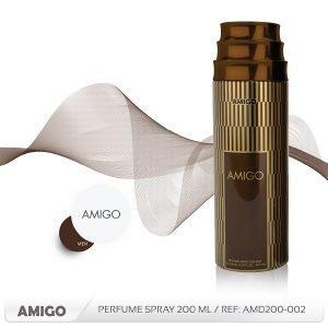 AMIGO-MEN G/Spray 200ML/ Aromatic