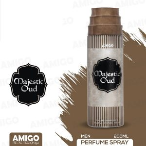 MAJESTIC OUD-MEN G/Spray 200ML/ Oriental