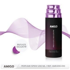 PRIVATE SHADOW-MEN G/Spray 200ML/ Woody