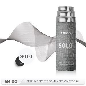 SOLO-MEN G/Spray 200ML/ Woody & Aromatic