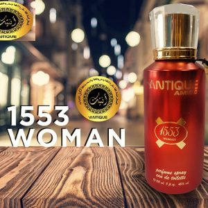 ANTIQUE 1553 WOMEN – PERFUME SPRAY EDT 150ML/ Oriental