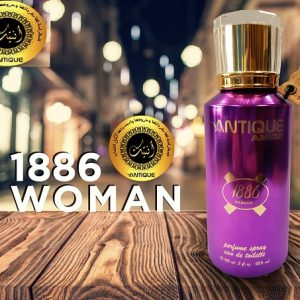 ANTIQUE 1886 WOMEN – PERFUME SPRAY EDT 150ML/ Oriental
