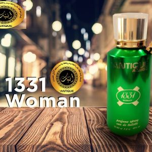 ANTIQUE 1331 WOMEN – PERFUME SPRAY EDT 150ML/ Oriental Fruity