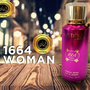 ANTIQUE 1664 WOMEN – PERFUME SPRAY EDT 150ML/ Woody & Fruity