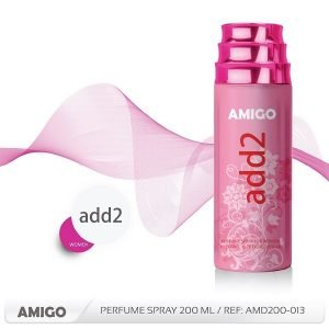 ADD2-WOMEN G/Spray 200ML/ Floral & Fruity