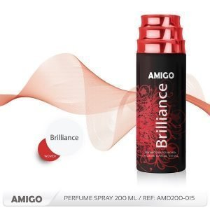 BRILLIANCE-WOMEN G/Spray 200ML/ Floral & fruity
