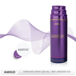 MAGNIFICENT-WOMEN G/Spray 200ML/ Floral & Musk