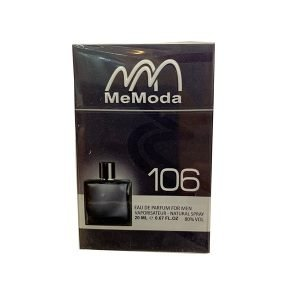 106-MEN SPRAY 20ML/ Based on: Chanel Bleu