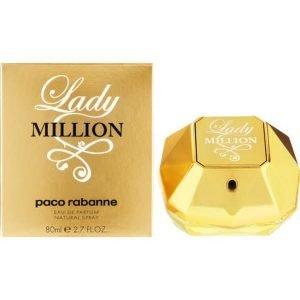 Paco Rabanne Lady Million Spray Edp 80ml-w