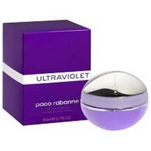Paco Rabanne Ultraviolet Spray Edp 80ml-w