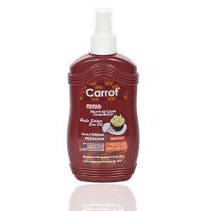 Cocoa Sun Butter Body SPray Oil 200ML / Unisex